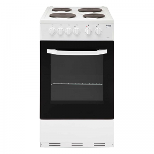 Beko BS530W 50cm Single Oven Electric Cooker