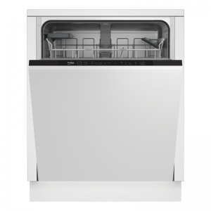 Beko DIN15R11 Fully Integrated Standard Dishwasher
