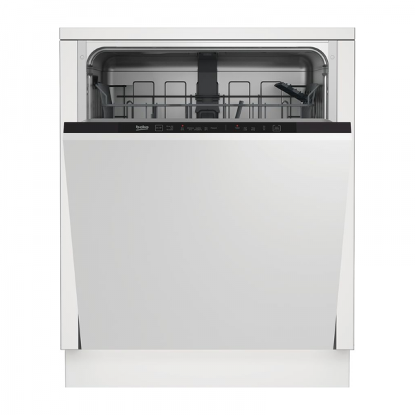 Beko DIN15X11 Full-size Fully Integrated Dishwasher