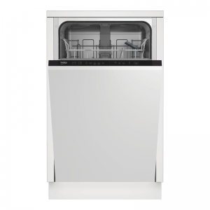 Beko DIS15012 10 Place Slimline Fully Integrated Dishwasher