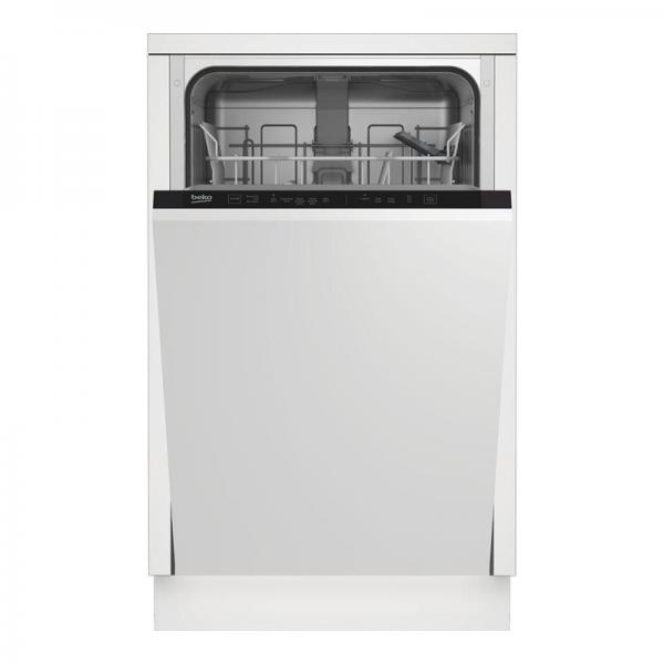 Beko DIS15012 10 Place Slimline Fully Integrated Dishwasher