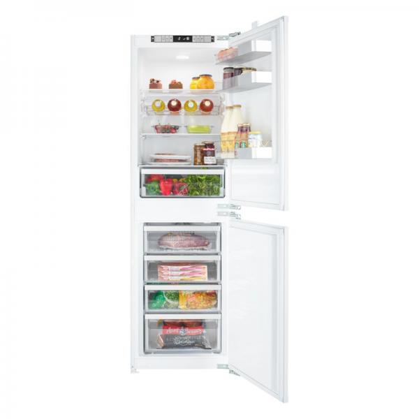 Grundig GKFI5050 Integrated 50/50 Fridge Freezer