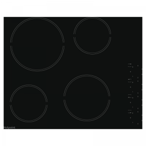 Hotpoint HR619CH Electric Ceramic Hob