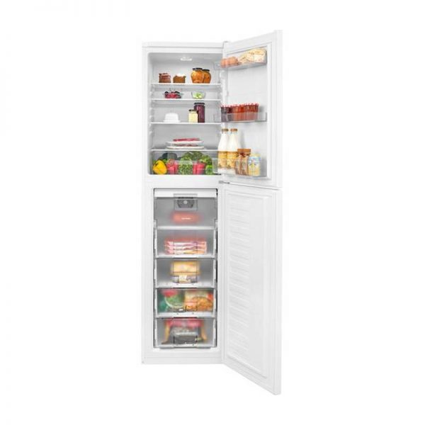 Beko CFG1501W 40/60 Frost Free Fridge Freezer